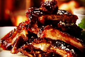 Full Rack St. Louis Smoked Ribs - delivery menu