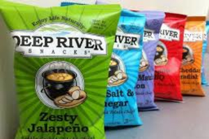 Deep River Chips - delivery menu