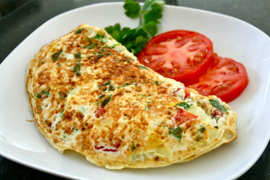 Healthy Omelette - delivery menu