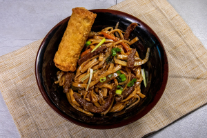 Plain Lo Mein Noodles - delivery menu