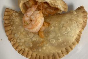 40B. Shrimp Patty - delivery menu