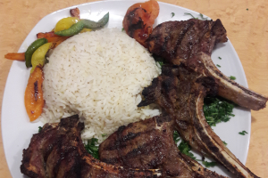 Lamb Chops - delivery menu