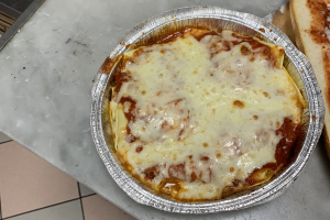 Lasagna - delivery menu