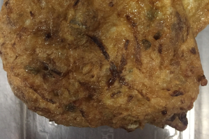 124. Beef Egg Foo Young - delivery menu