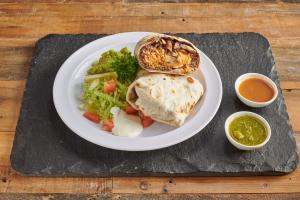 Pollo Asado Burrito - delivery menu