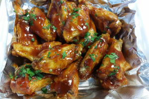 Bone-In Chicken Wings - delivery menu