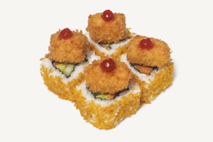 Crunchy Rock and Roll Maki - delivery menu