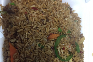 132. Large Thai Spicy Fried Rice - delivery menu