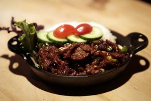 Spicy Pork Bulgogi - delivery menu