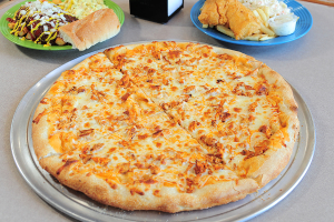Buffalo Chicken Pizza - delivery menu