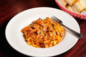 Tagliatelle alla Romana - delivery menu