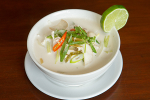 Tom Ka Soup - delivery menu