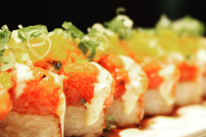Spicy Tuna Rice Crispy - delivery menu