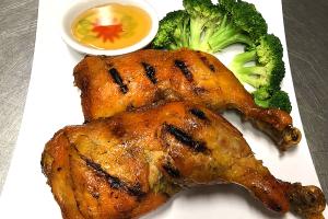 94. BBQ Chicken - delivery menu
