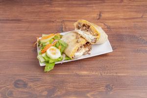 Burritos - delivery menu