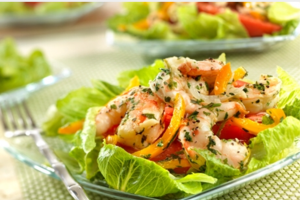 Shrimp Salad - delivery menu
