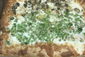 Alfredo Special Pizza - delivery menu