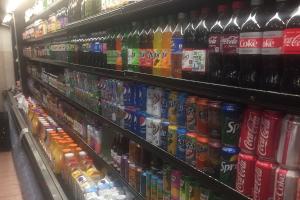 12 oz. Can Soda - delivery menu