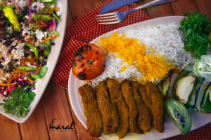 27. Shish Kabob - delivery menu