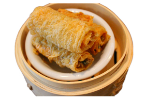 Steamed Beancurd Sheet Roll - delivery menu