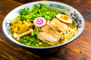 Shio Chicken Ramen - delivery menu