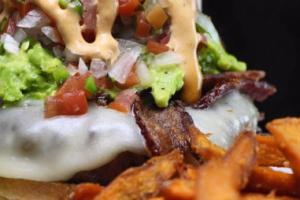 Guacamole Burger - delivery menu