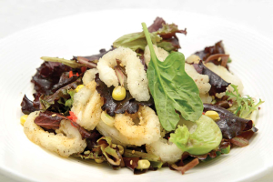 Calamari Salad - delivery menu