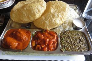 Pavilion Thali - delivery menu