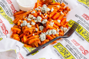 Buffalo Fries - delivery menu