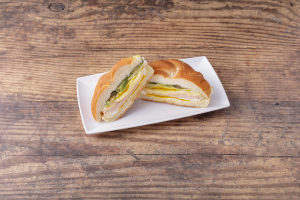 The Grand Ave Breakfast Sandwich - delivery menu