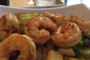 Hibachi Jumbo Shrimp - delivery menu
