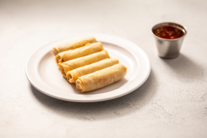 Vegetable Spring Rolls - delivery menu