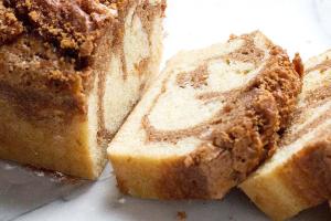 CINNAMON SWIRL CAKE - delivery menu