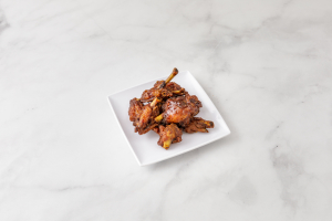 6 Pieces Asian Buffalo Wings - delivery menu