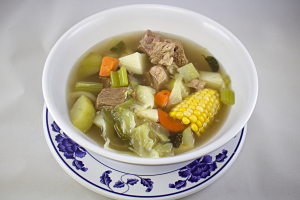 Caldo de Res - delivery menu