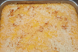 3 Cheese Baked Macaroni  - delivery menu