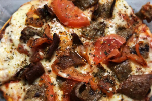 Lunch Gyro Pizza - delivery menu