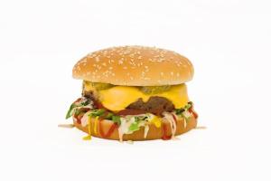 1. American Burger - delivery menu