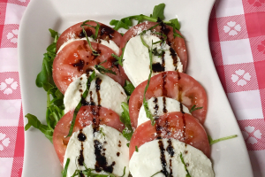 Caprese Appetizer - delivery menu