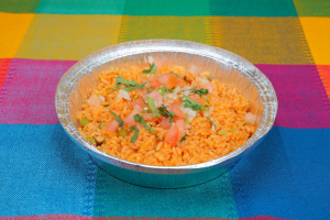 Mexican Rice - delivery menu