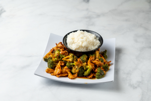 Chicken with Broccoli - delivery menu