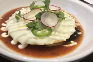 Huevos Rancheros (Brunch) - delivery menu