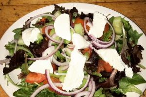 Spring Mix Salad - delivery menu