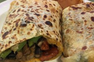 Burrito - delivery menu