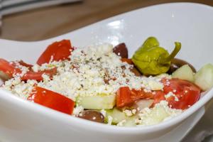 Somethingreek Salad - delivery menu