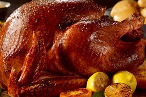 Smoked Turkey - delivery menu