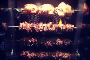 1/2 Chicken Rotisserie - delivery menu