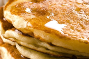 3 Buttermilk Pancakes - delivery menu