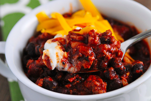 Homemade Beef Chili - Back by popular demand! - delivery menu