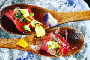 Chef's Blue Fin Tuna - delivery menu